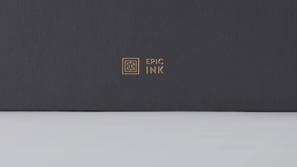 Epic ink logo